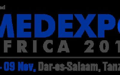 Medexpo Tanzanya – 7-9 November 2019